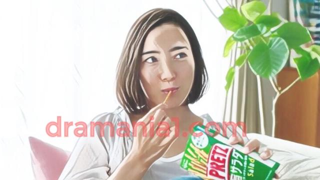 『江崎グリコ』プリッツ(2019)CMの女優(女性)は誰?【10年ぶりでも変わらない美しさの一色紗英】