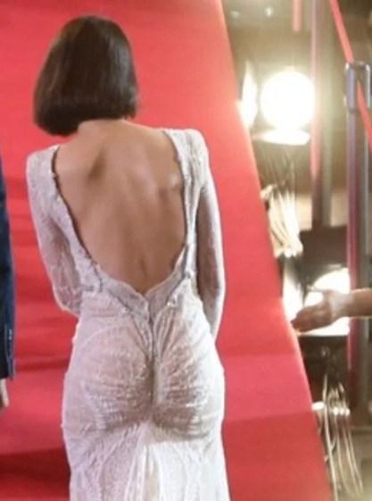 Yoona Revealing Dress