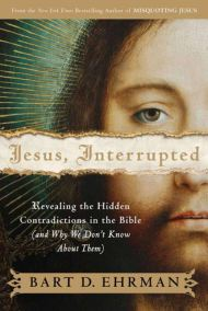 Jesus, Interrupted cover