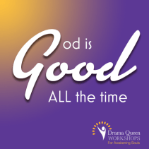 God is good all the time--except Good Friday?