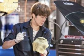 Ji Woo natural environment