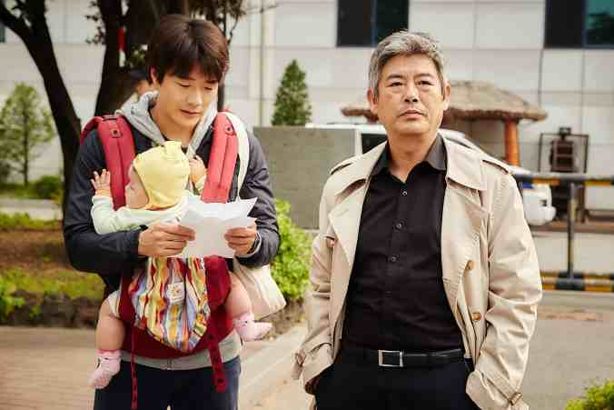 dramas kimchi accidental detective duo with baby