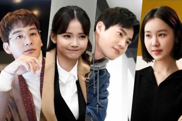 Rich Man Poor Woman Korean remake releases character teasers