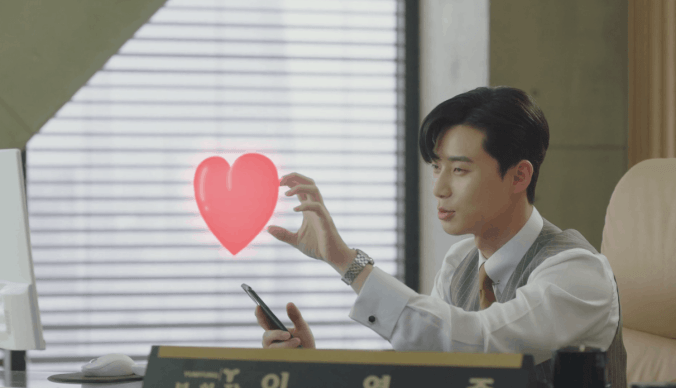 What's Wrong with Secretary Kim Episode 11: Too good to be true