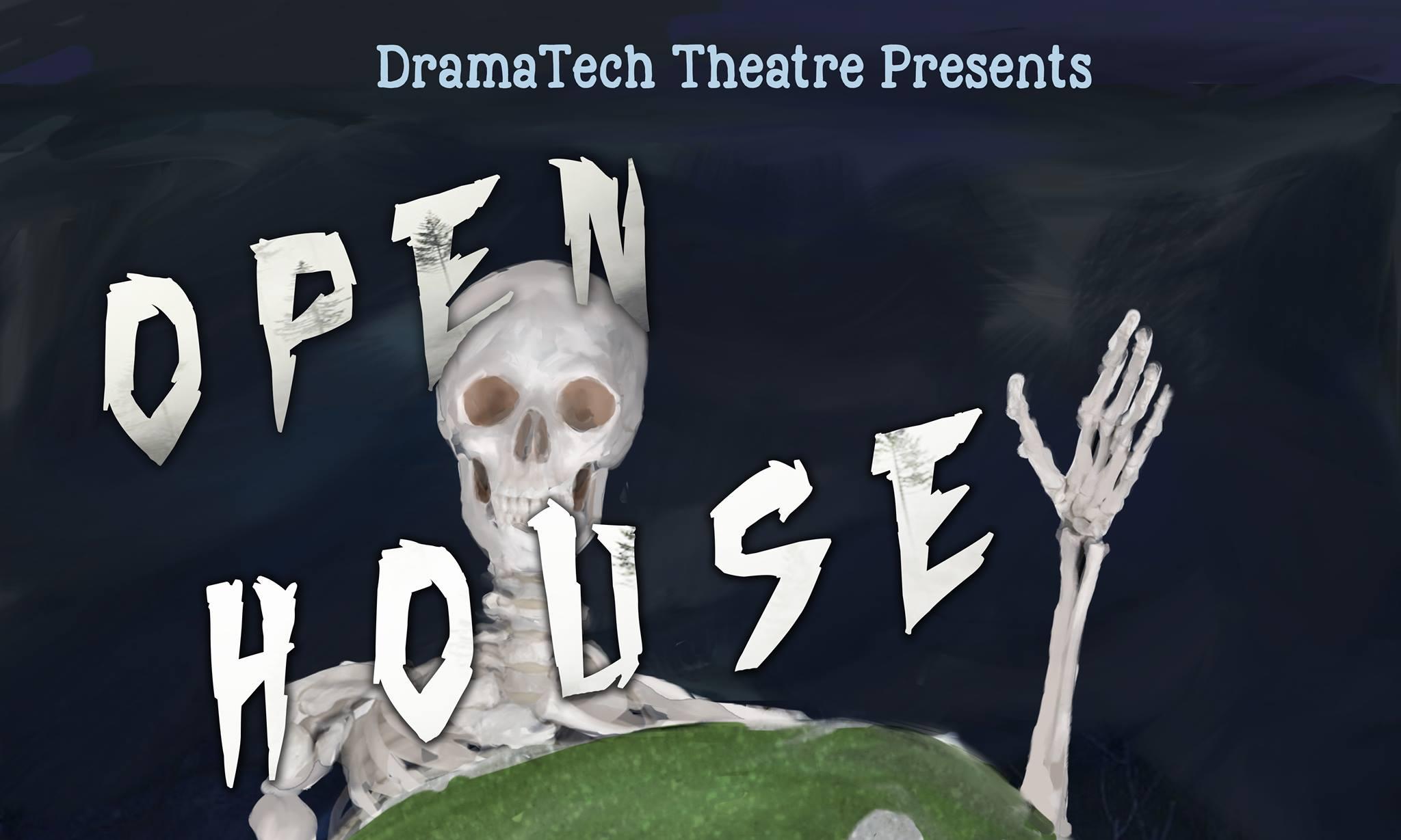 Open House 2018 Dramatech Theatre