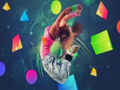 Tim Milgram (ティム・ミルグラム)Super Dance Team