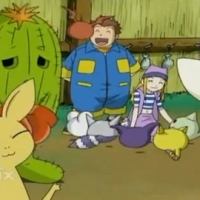 Anime: Digimon Frontier - Episode 8 Summary