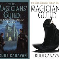 Book: The Magicians' Guild (The Black Magician Trilogy Book 1) Review
