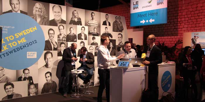 Dramatify goes to Leweb 2013