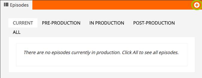 Add new episode