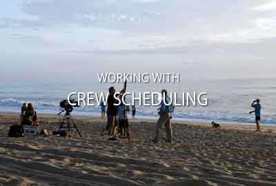 Crew Scheduler