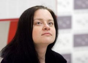 Joanna Bezpyatchuk, playwright