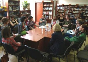 round table on theater
