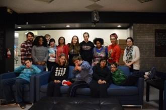 SocialWorks full group shot