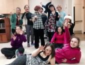 RW Stray Cat Strut Group Photo