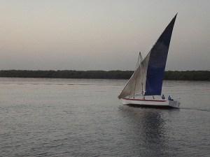 yatch sailing