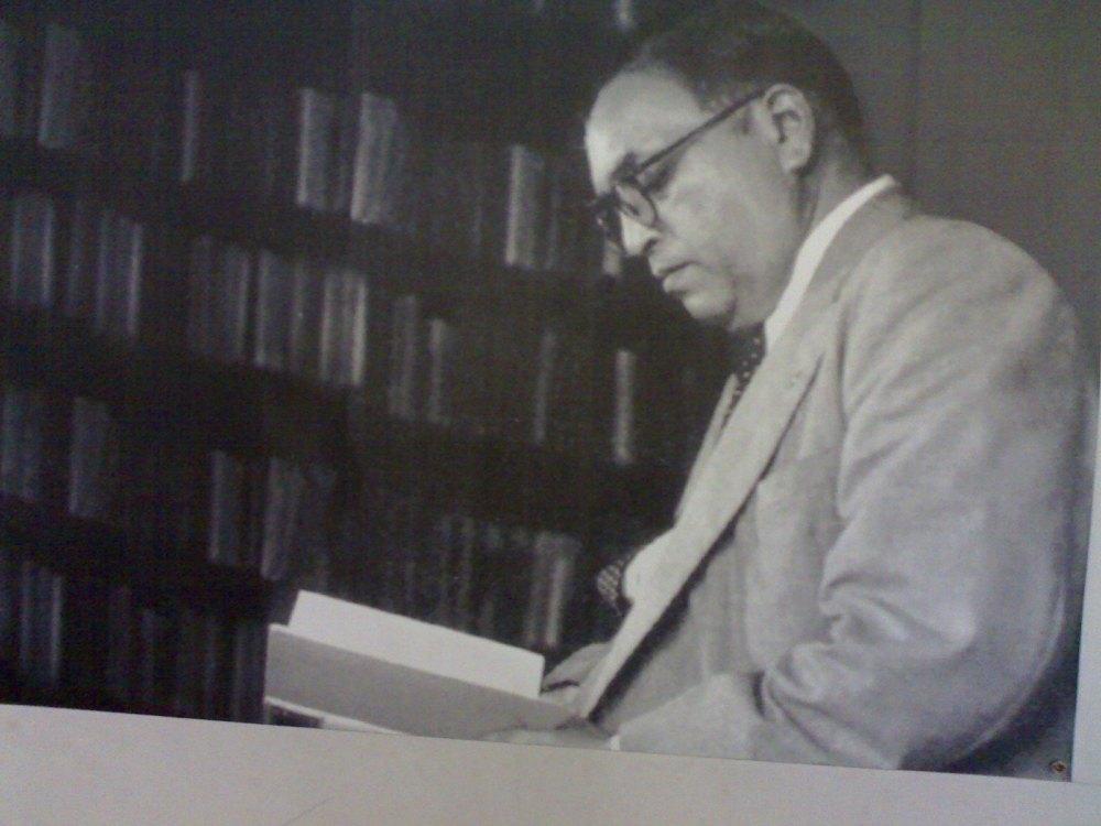 About Dr B R Ambedkar
