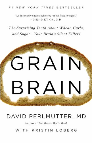 Grain Brain - a Great Resource to help you go gluten free easily