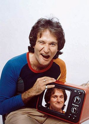If this reminds you of you, you could be overmethylated. A photograph of Robin Williams taken by Michael Dressler in 1979, later used as a cover photo for Time magazine to highlight Williams.
