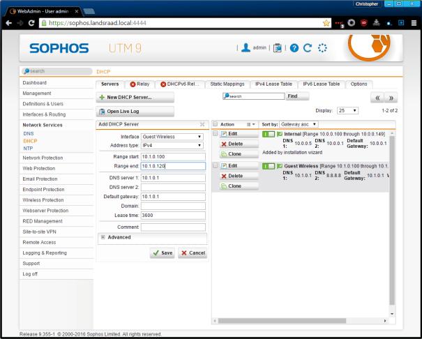 08 DHCP Server