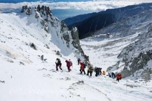 あなたが冬山登山のアイゼンワークで辛さ感じる理由は腸腰筋が弱いからです