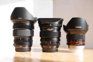 XF16mmF1.4 、XF10-24mmF4、サムヤン12mmF2の使い分けストーリー