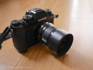 FUJINON XF50mm F2の使用感(登山の樹林帯での撮影を想定)