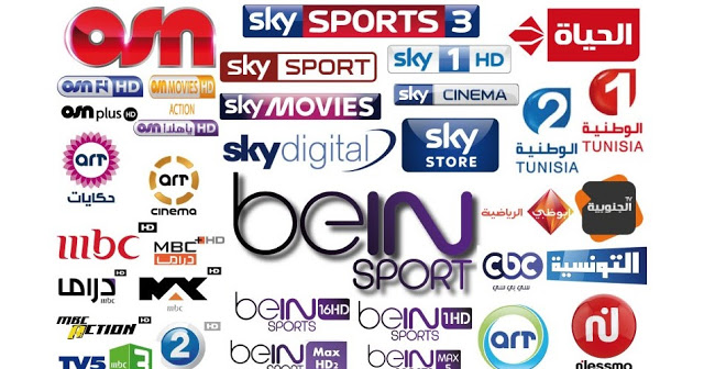 Arabic and Sport Channels