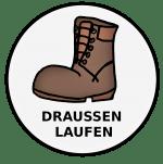 DRAUSSEN LAUFEN
