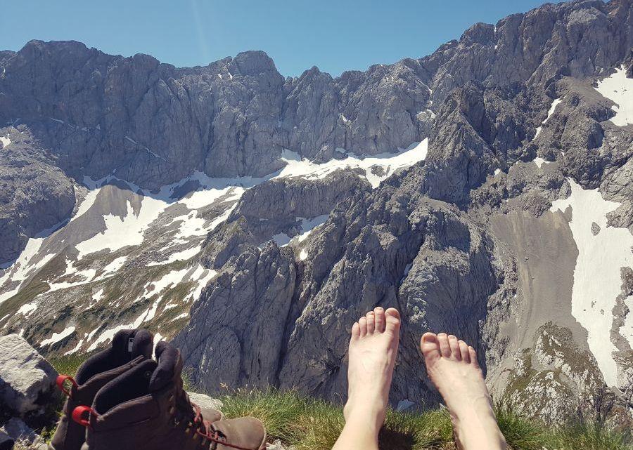 Die perfekte Sommertour: Riffelspitze und Riffelkopf