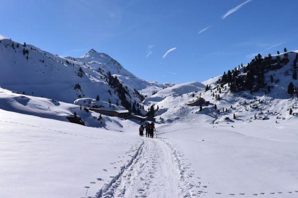 Kitzbühler Alpen Winter