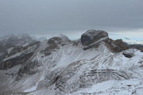 Kalte Berge in dne Dolomiten