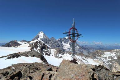 Gipfel der Tres Cannoni