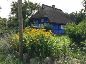 Bauernhaus in Warthe