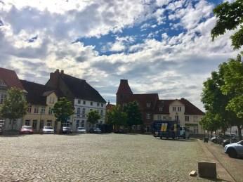 Marktplatz Crivitz