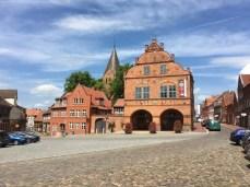 Marktplatz Gadebusch