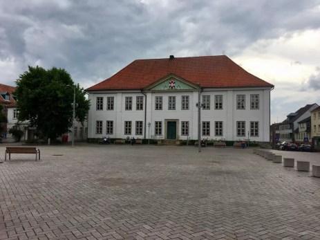 Marktplatz von Ratzeburg