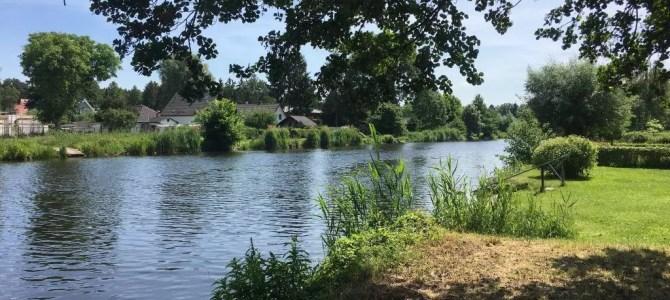 Fahrradtour von Zehdenick über Oranienburg nach Berlin-Spandau