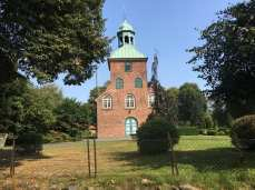 Die Kirche in Eichede im Kreis Stormarn