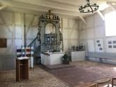 In der Fachwerkkirche in Fürstensee