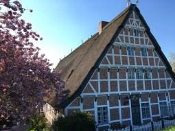 Typisches Bauernhaus im Alten Land