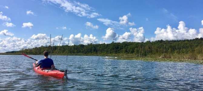 """Wasserwandern an der Müritz: Die Rundtour """"Müritz-Alte Fahrt"""""""