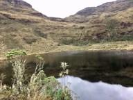 """An der heiligen Lagune """"Iguaque"""""""