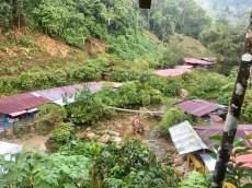 """Das erste Camp """"Cabana Adán"""""""