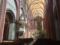 Im Innern des Havelberger Doms