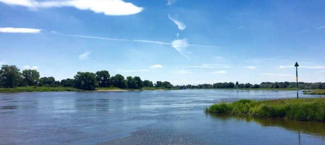 Elberadweg: Radtour von Tangermünde nach Magdeburg