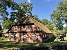 Bauernhaus in Wilsede