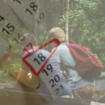 Wanderkalender und Termine für öffentliche Wanderungen in Hamburg in einer Gruppe - Übersicht