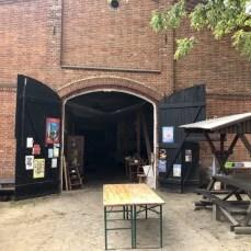 Das Dorfmuseum in Stove