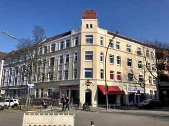 An der Beringstraße in Hamburg Wilhelmsburg